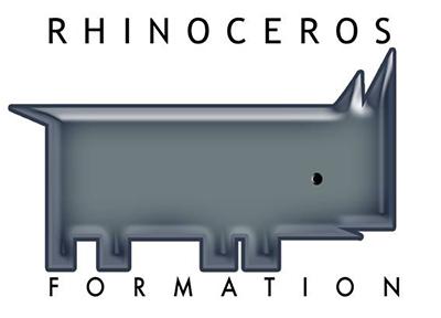 Logo Rhinoceros formation